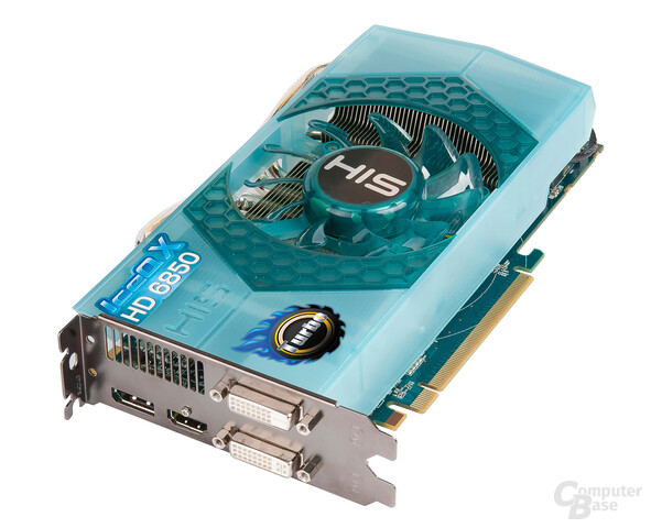 HIS Radeon HD 6850 IceQ X Turbo