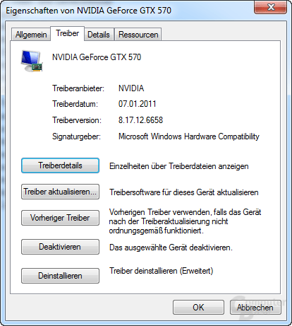 Nvidia GeForce 266.58