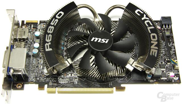 MSI Radeon HD 6850 Power Edition OC