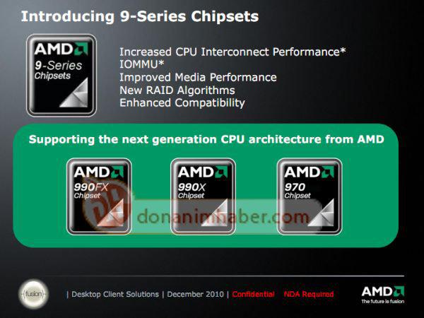 AMD 900 chipset series