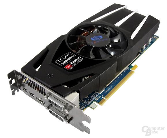 Sapphire Radeon HD 6870 Toxic