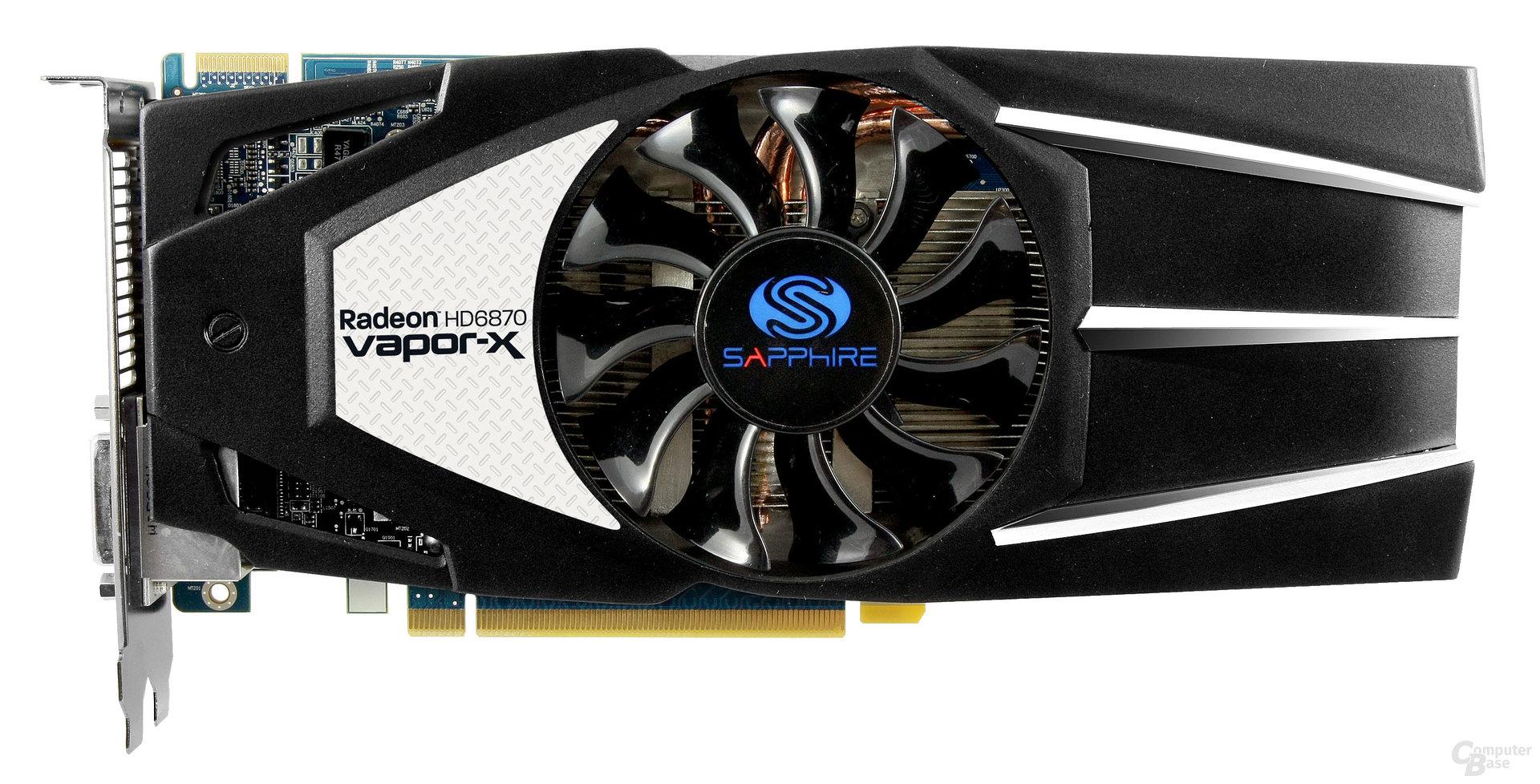 Sapphire Radeon HD 6870 Vapor-X