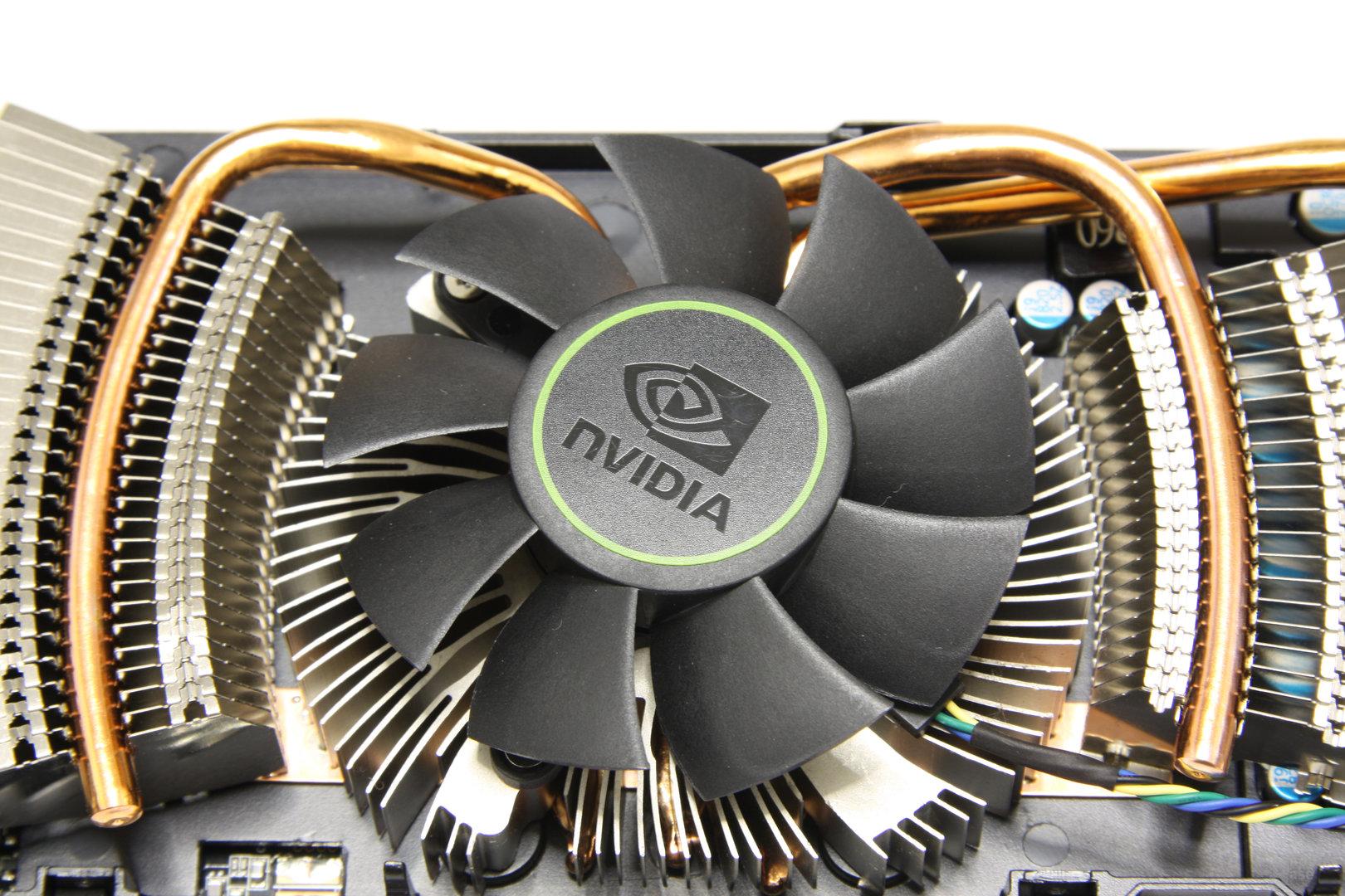 GeForce GTX 560 Ti Lüfter