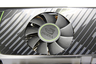 GeForce GTX 560 Ti Lüfter