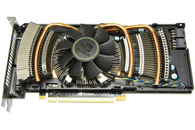 GeForce GTX 560 Ti ohne Haube