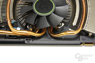 GeForce GTX 560 Ti Heatpipes