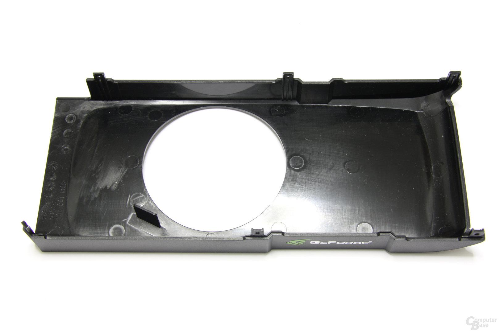 GeForce GTX 560 Ti Kühlerhaube