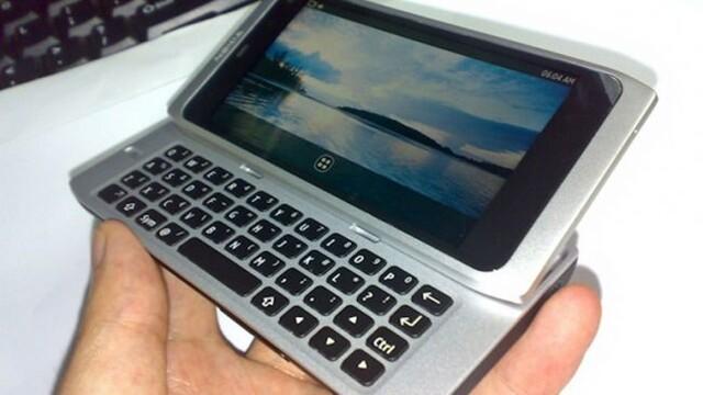 Prototyp des Nokia N9