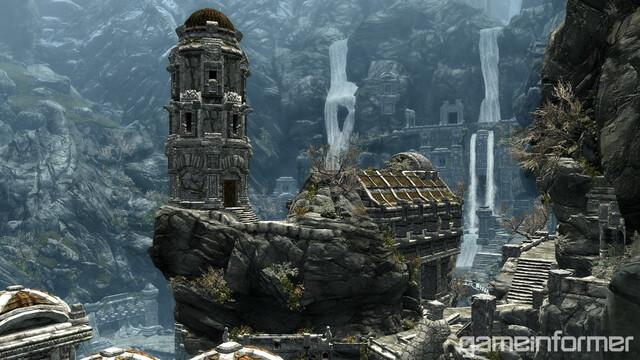 """Erster Screenshot von """"The Elder Scrolls V: Skyrim"""""""
