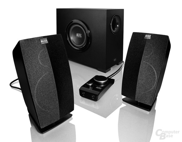 Altec Lansing VS2721 2.1-System