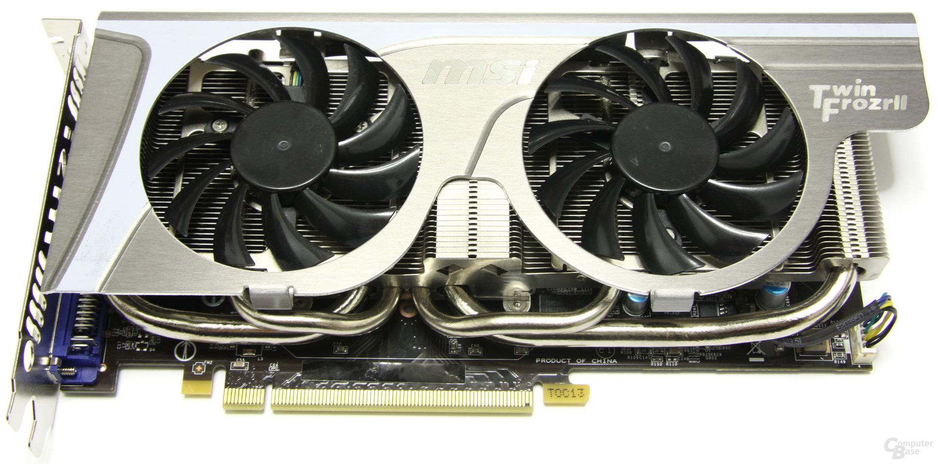 MSI GeForce GTX 560 Ti TFII OC