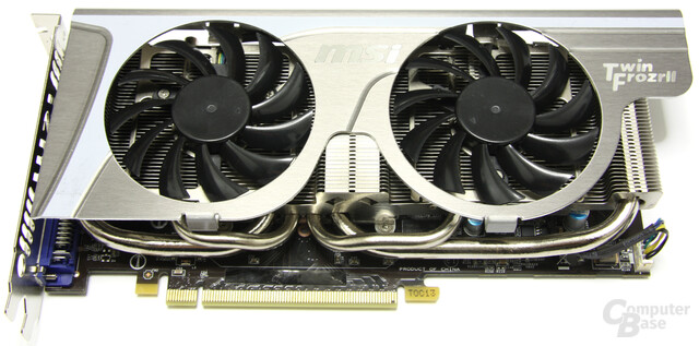 MSI GeForce GTX 560 Ti TFII OC