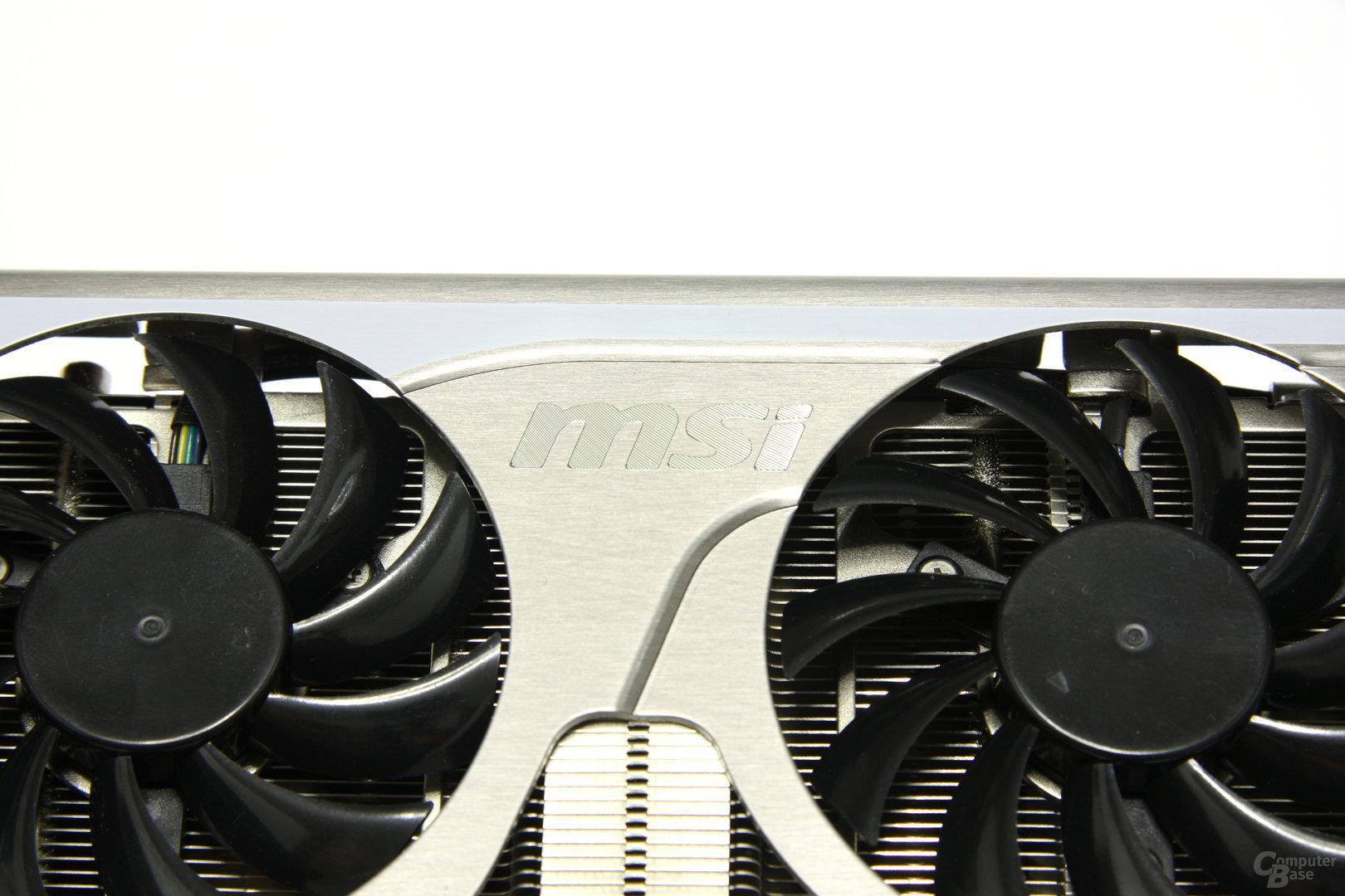 GeForce GTX 560 Ti TFII OC Logo