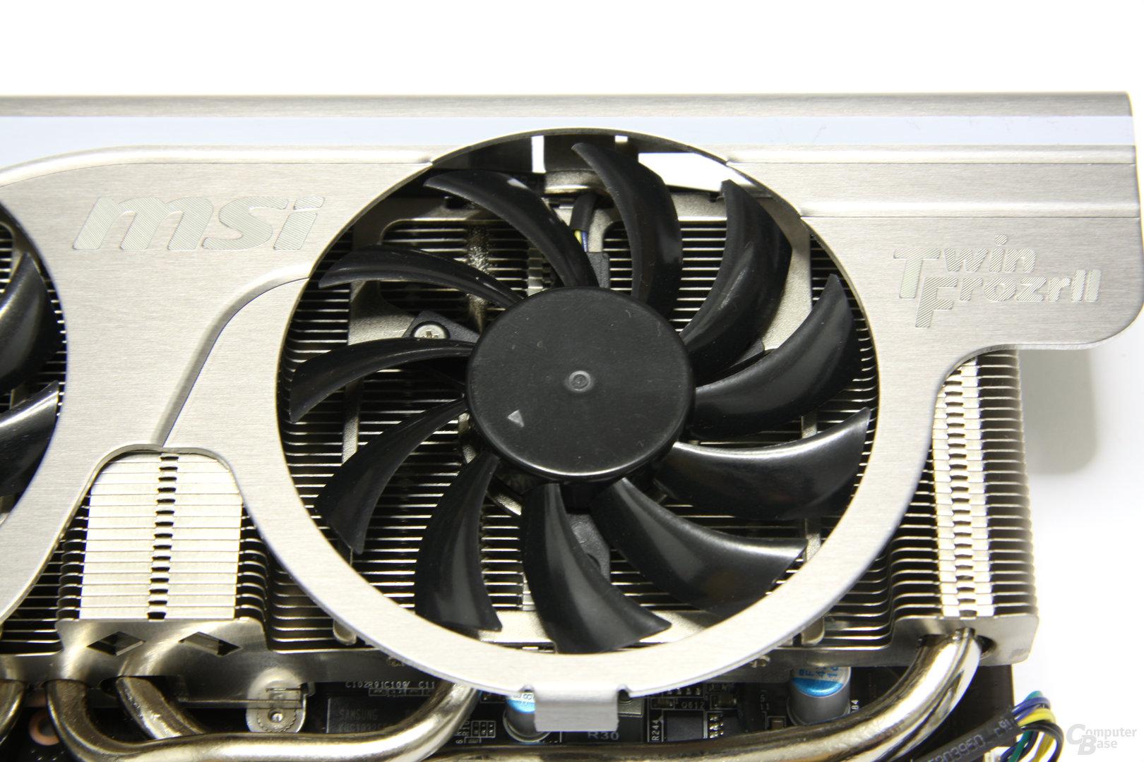 GeForce GTX 560 Ti TFII OC Lüfter