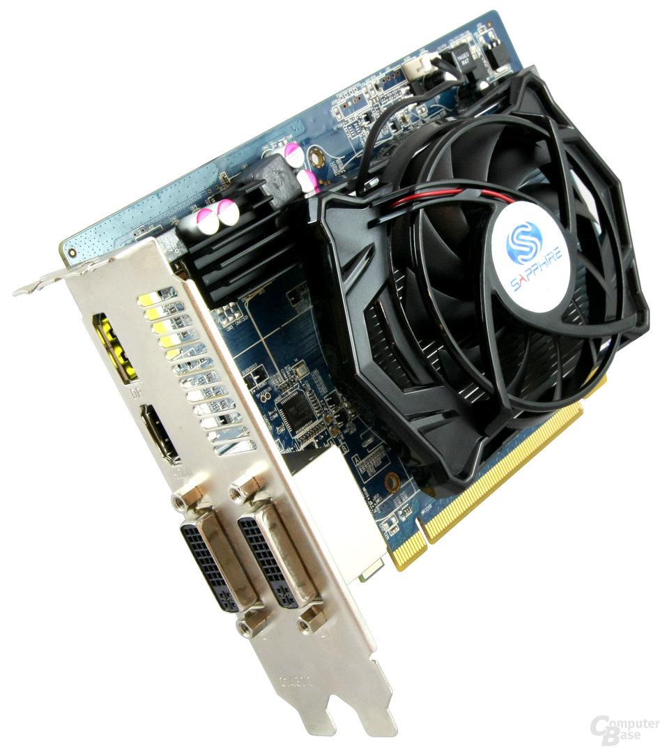 Sapphire Radeon HD 5670 FleX Edition