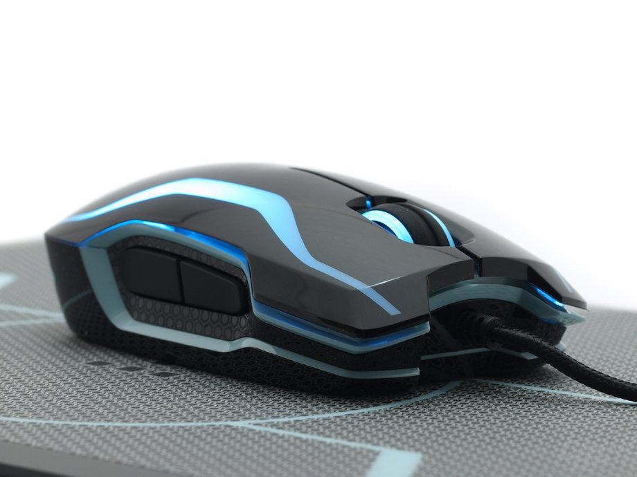 Razer Tron-Maus im ungewöhnlichen Design