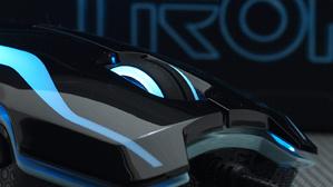 Razer Tron Legacy im Test: Maus und Pad im Einheitskleid