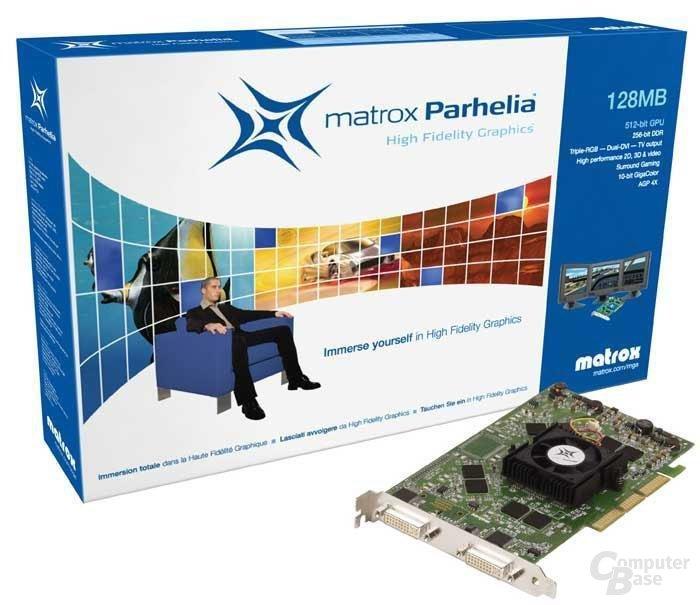 Parhelia Board