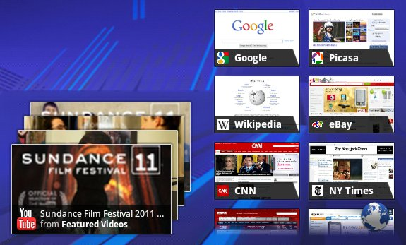 Android 3.0: Widgets