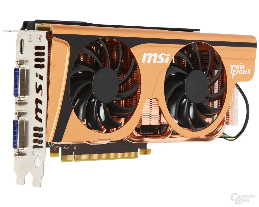 N560GTX-Ti Twin Frozr II Golden Edition