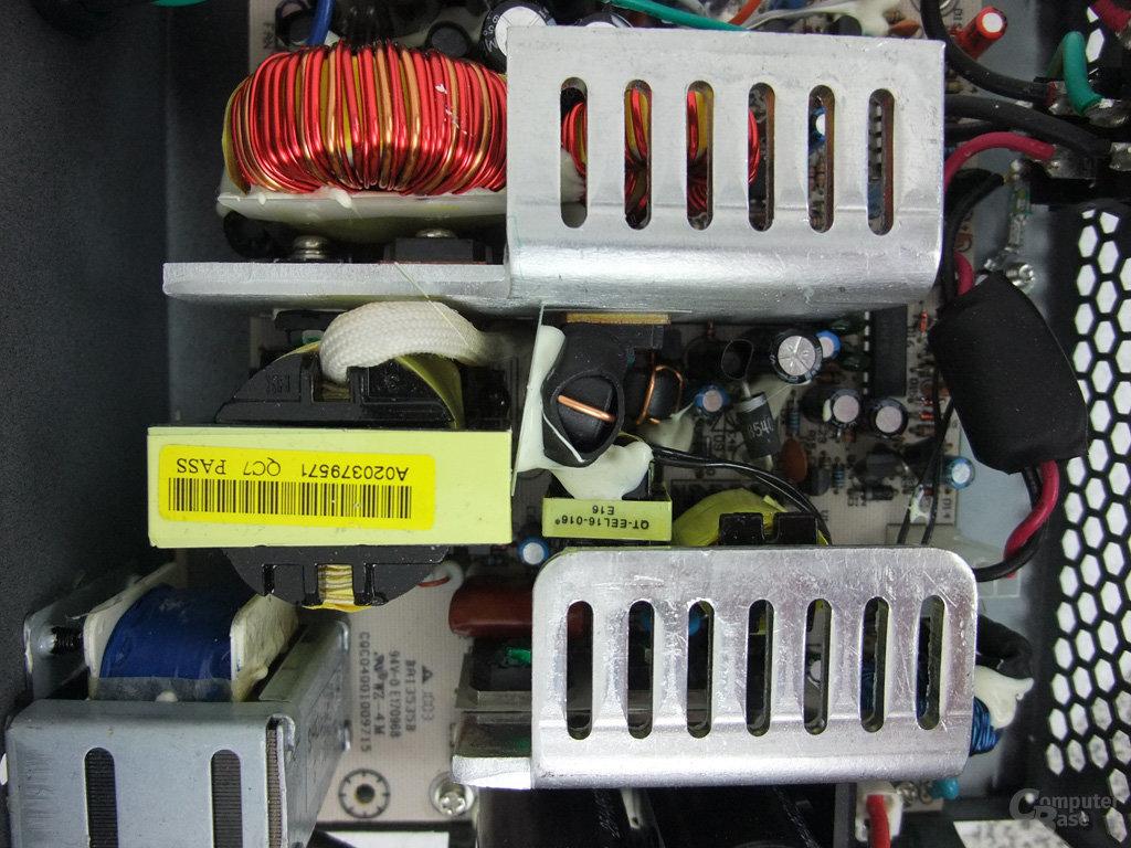 LC-Power LC6550GP2 – Transformatoren