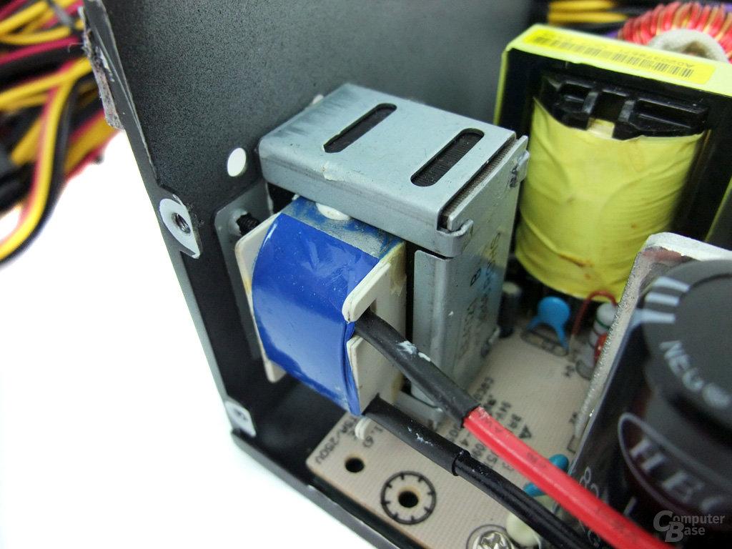 LC-Power LC6500GP2 – PFC-Spule