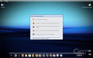 Zur Synchronisation kommt Samsungs Kies Software zum Einsatz