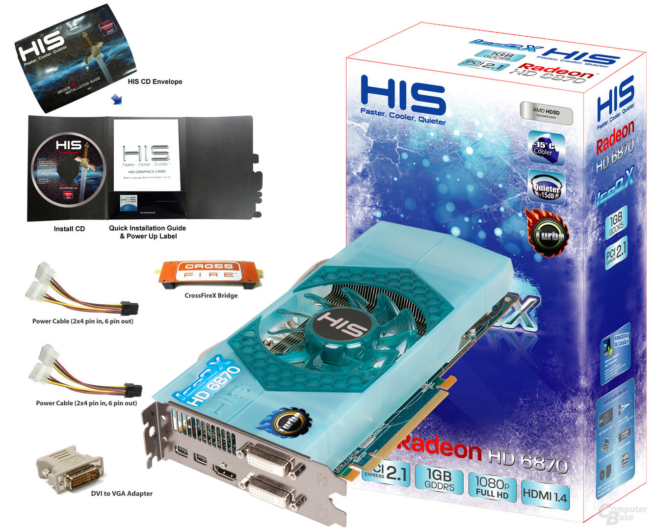 HIS Radeon HD 6870 IceQ X (Turbo)