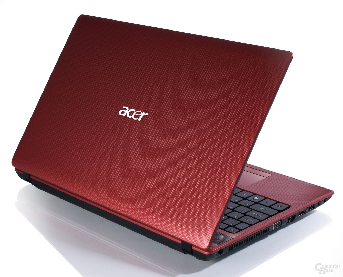Acer Aspire 5253 in rot