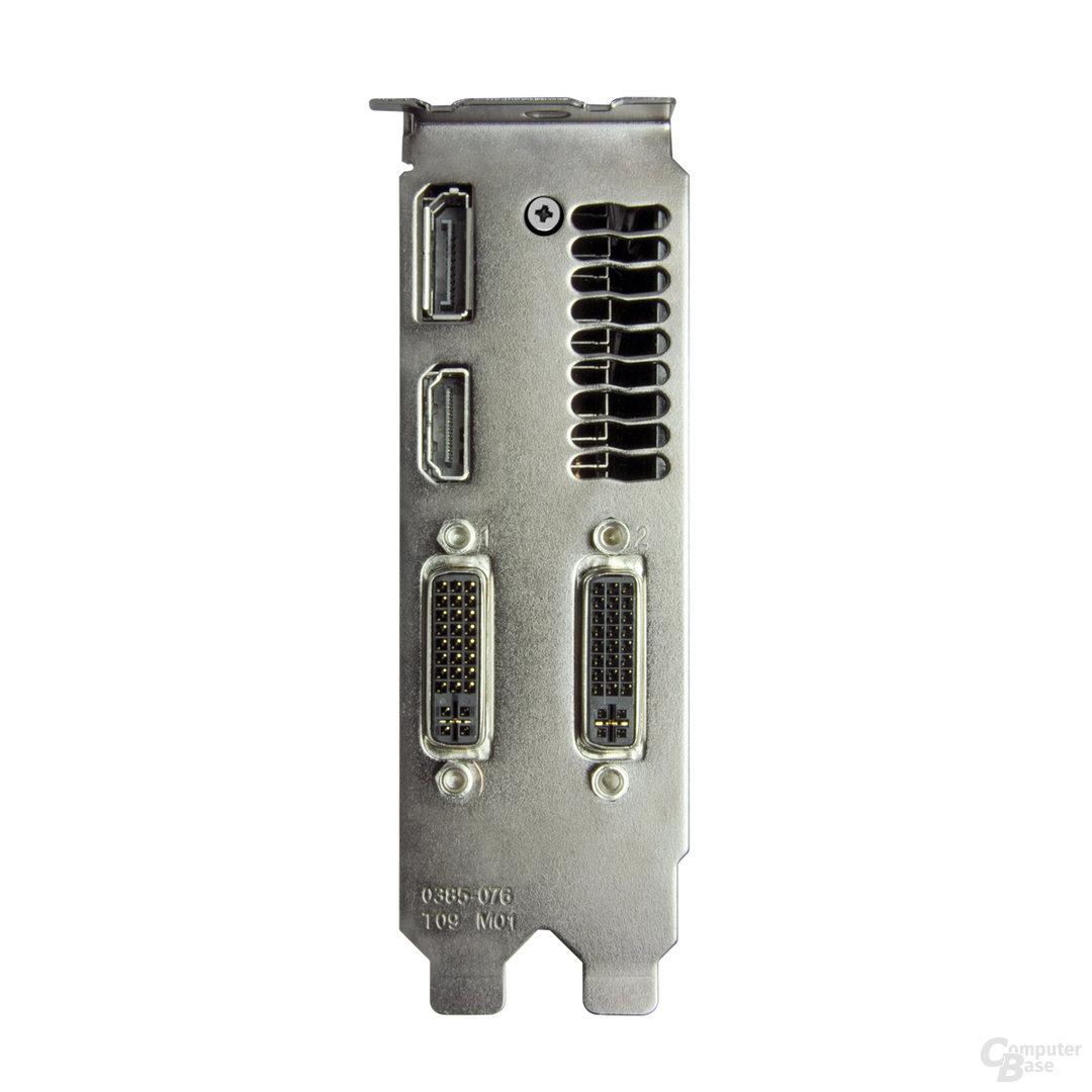 EVGA GeForce GTX 570 HD