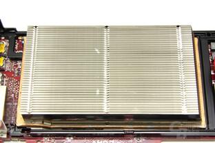Radeon HD 6950 1GB Kühlkörper