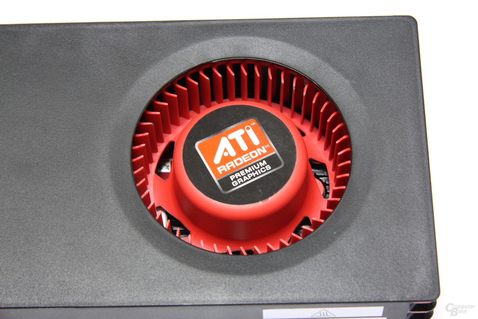 Radeon HD 6950 1GB Lüfter
