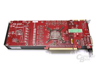 Radeon HD 6950 1GB Rückseite