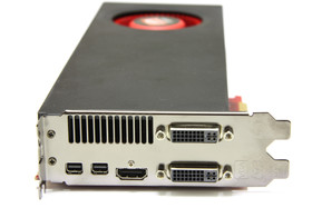 Radeon HD 6950 1GB Slotblech