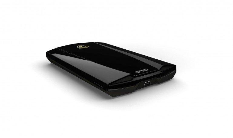 """Asus: Externe 2,5""""-HDDs im """"Lamborghini""""-Look"""