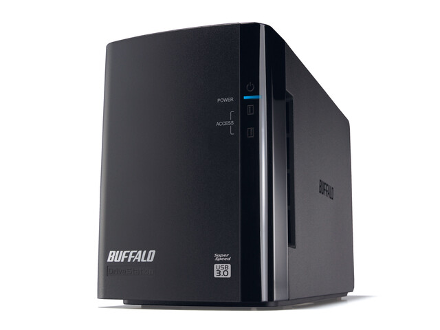 Buffalo DriveStation Duo HD-WLU3
