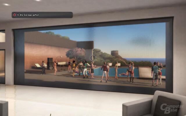 Neues Party-Setting: Zunächst Ibiza, dann Oahu