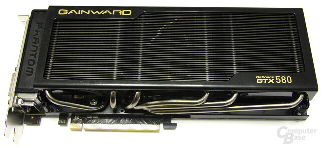 Gainward GeForce GTX 580 Phantom