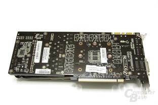 GeForce GTX 580 Phantom Rückseite