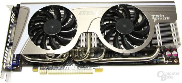 MSI GeForce GTX 580 TFII OC