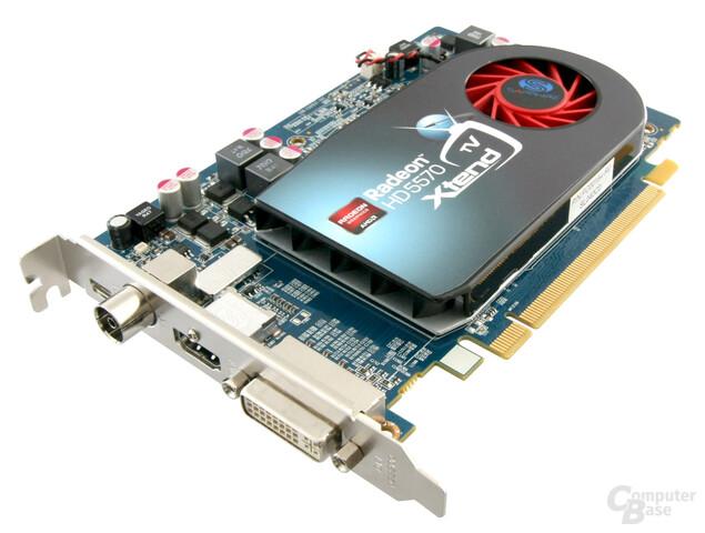 Sapphire Radeon HD 5570 XtendTV 1GB GDDR5