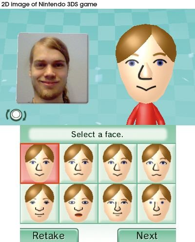 3DS Mii-Maker