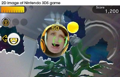 3DS Face Raiders
