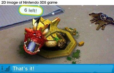 3DS AR-Spiele