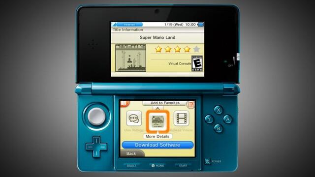 3DS eShop