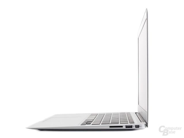 MacBook Air: Rechte Seite