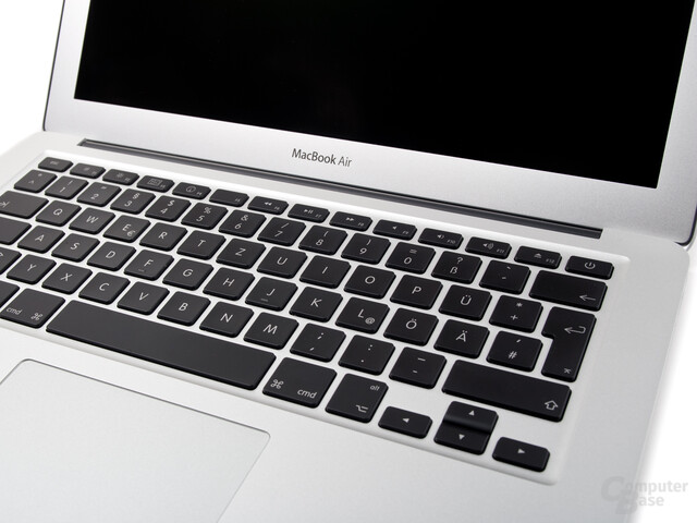 MacBook Air: Tastatur