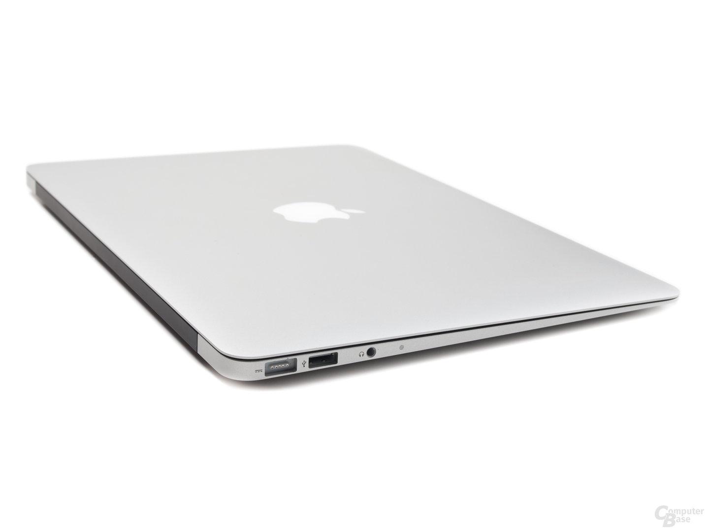 MacBook Air: Linke Seite