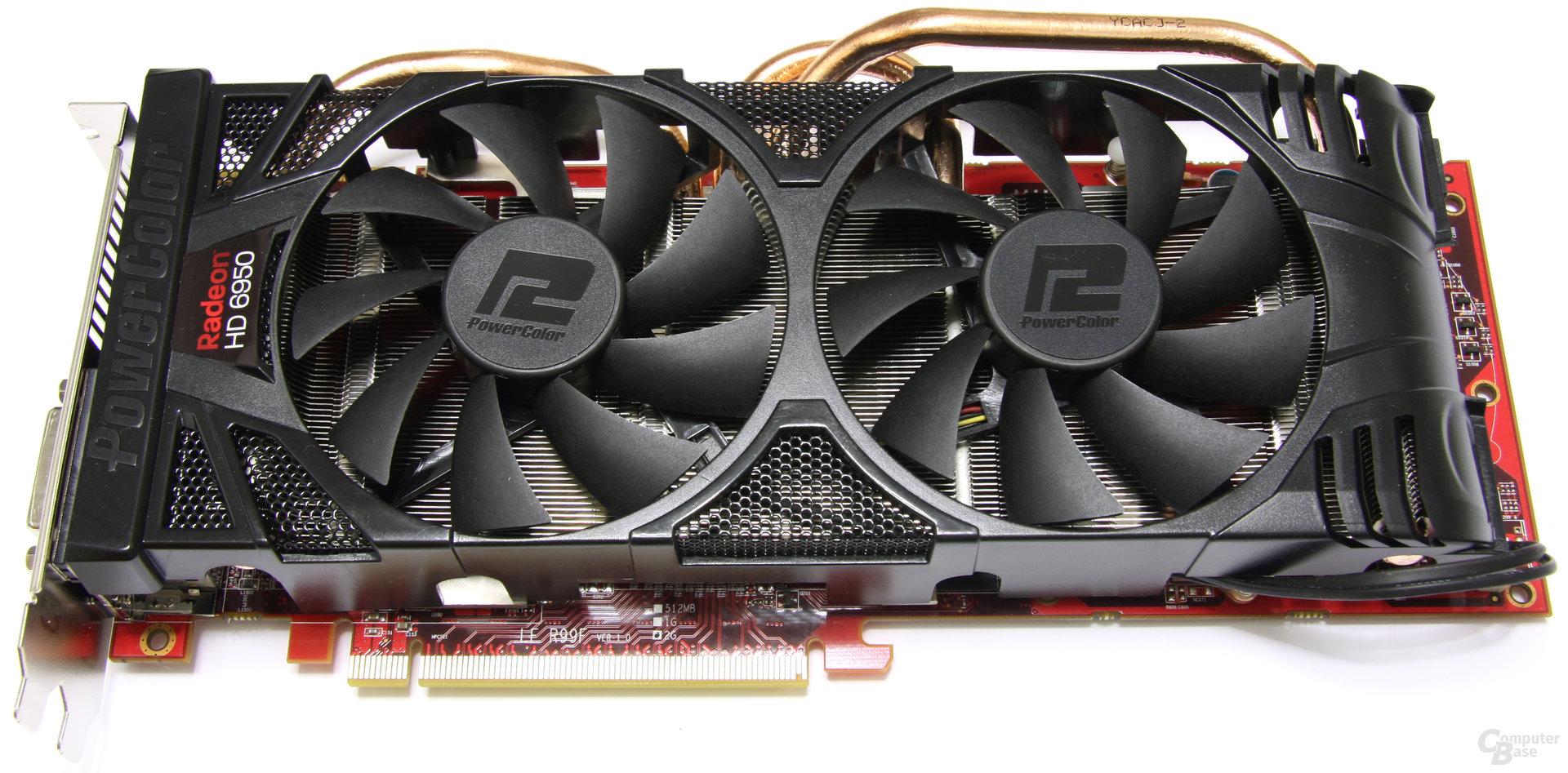 PowerColor Radeon HD 6950 PCS++