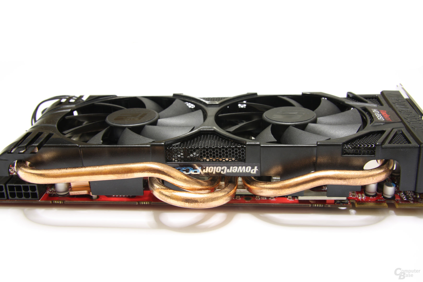 Radeon HD 6950 PCS++ Heatpipes 2